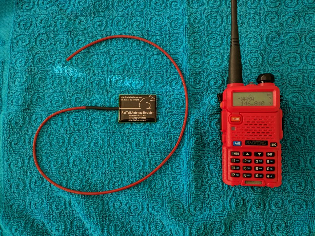 how to make a radio antenna booster